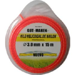 HILO HELICOIDAL H3315/3,3MMX15M